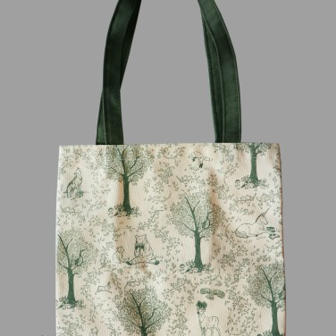 Reading Critters Tote
